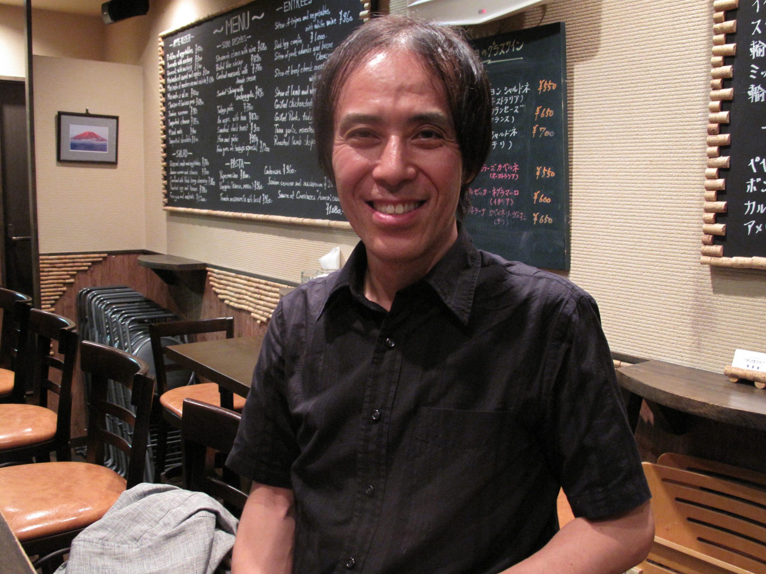 柳生正名講師写真